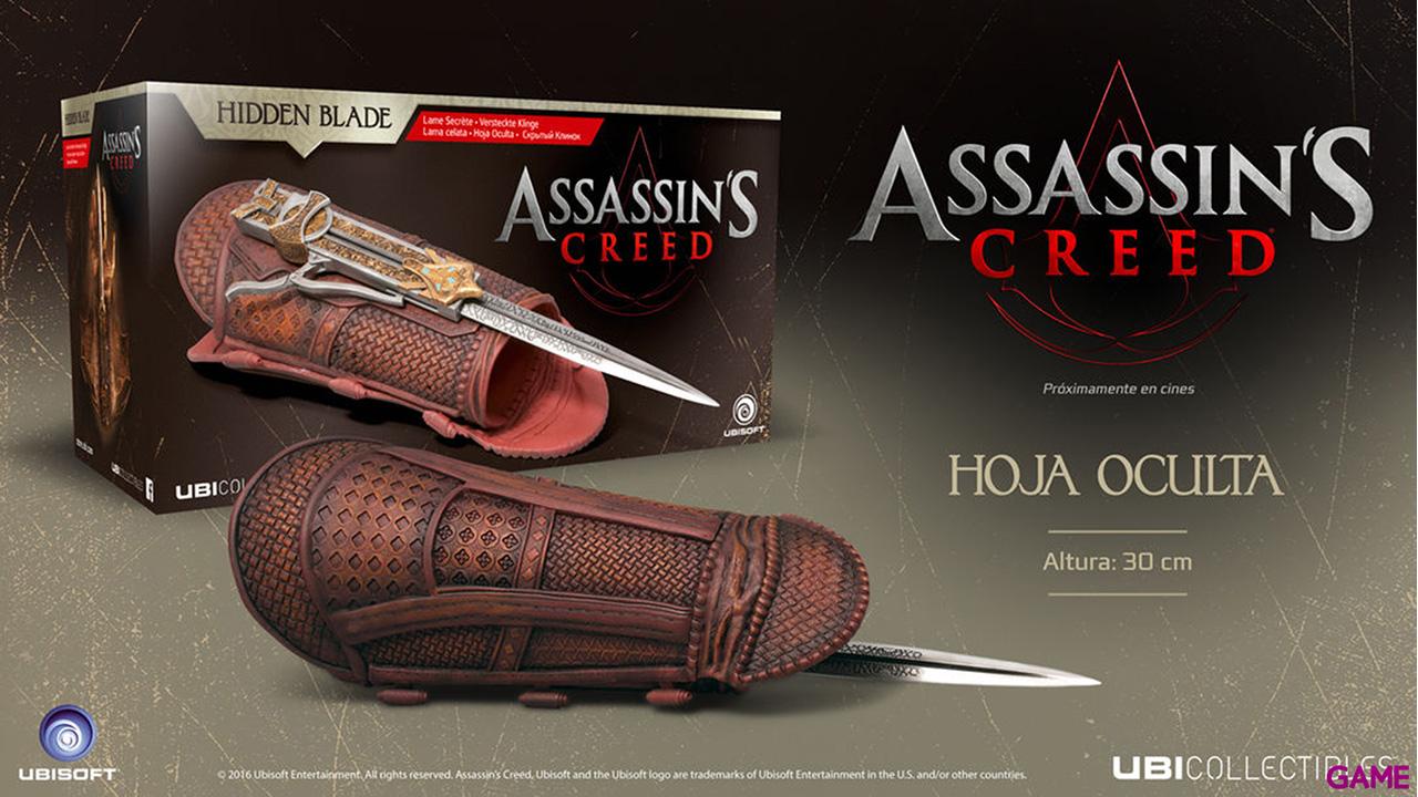 Assassin's Creed Movie - Aguilar's Hidden Blade replica Life-size
