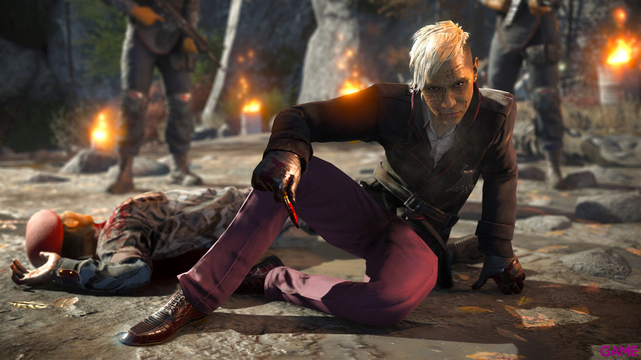 Pack Far Cry 4 + Far Cry Primal