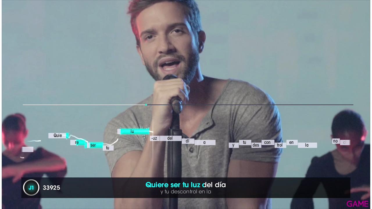 Let's Sing 9 Versión Española + 2 Micrófonos