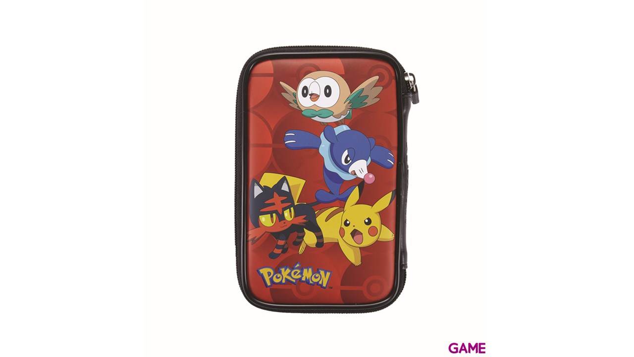 Funda Oficial Pokemon Sol-Luna N3DS