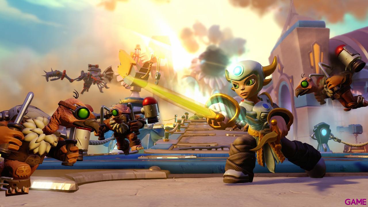 Figura Skylanders Imaginators Sensei Aurora