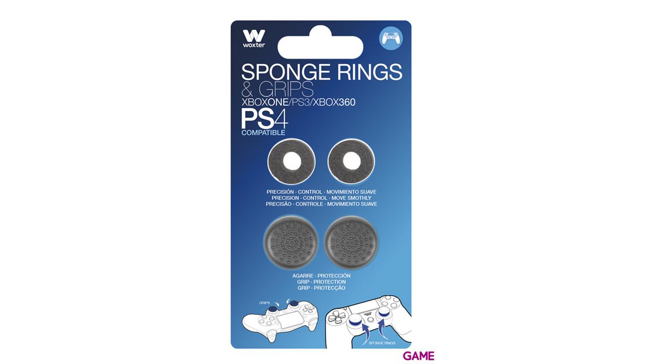 Sponge Rings + Grips Woxter