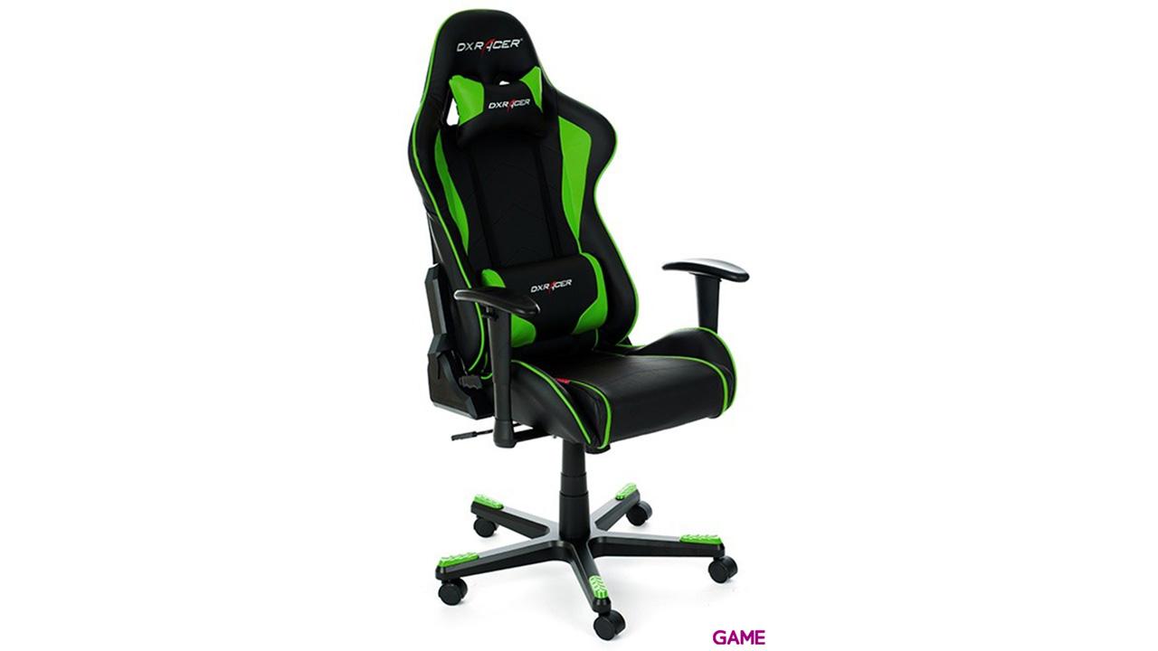 DxRacer OH-FE00-NE Negra-Verde