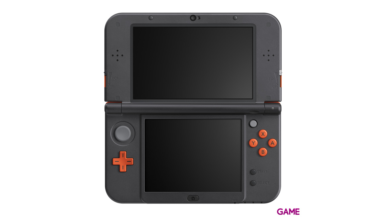 New Nintendo 3DS XL Naranja
