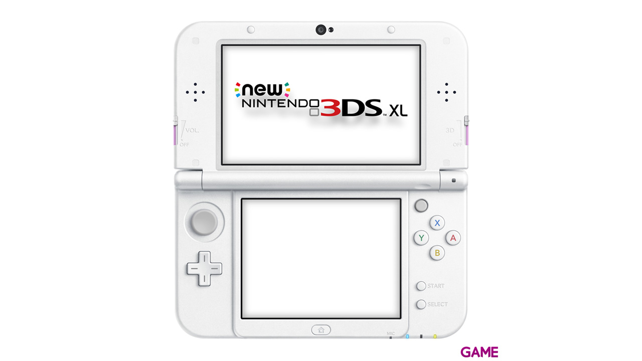 New Nintendo 3DS XL Rosa