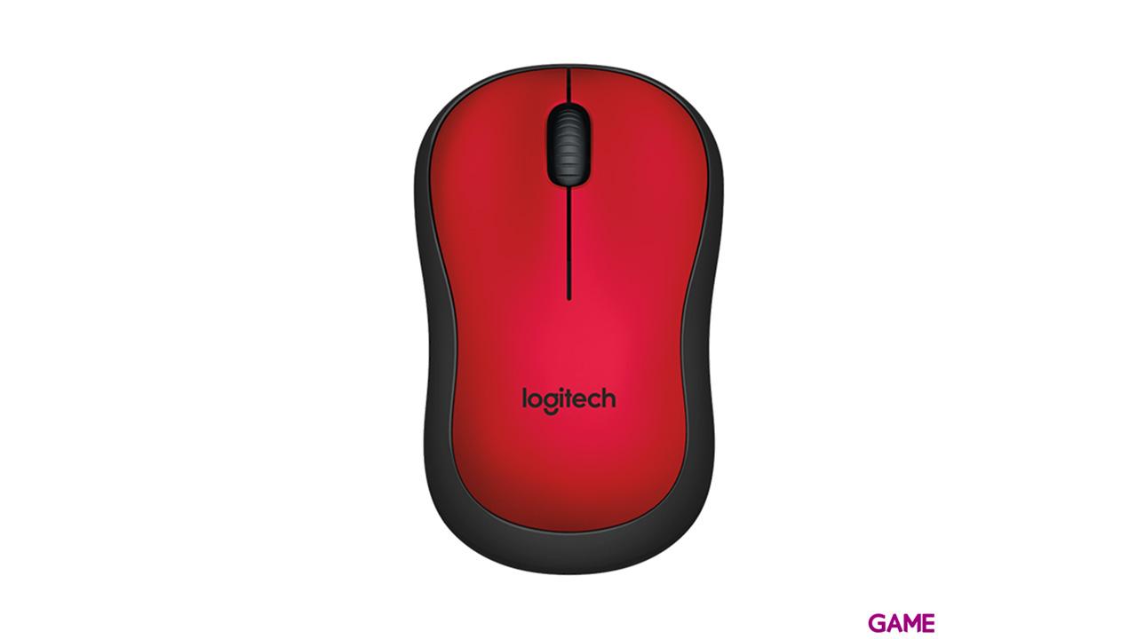Logitech M220 Silent Red