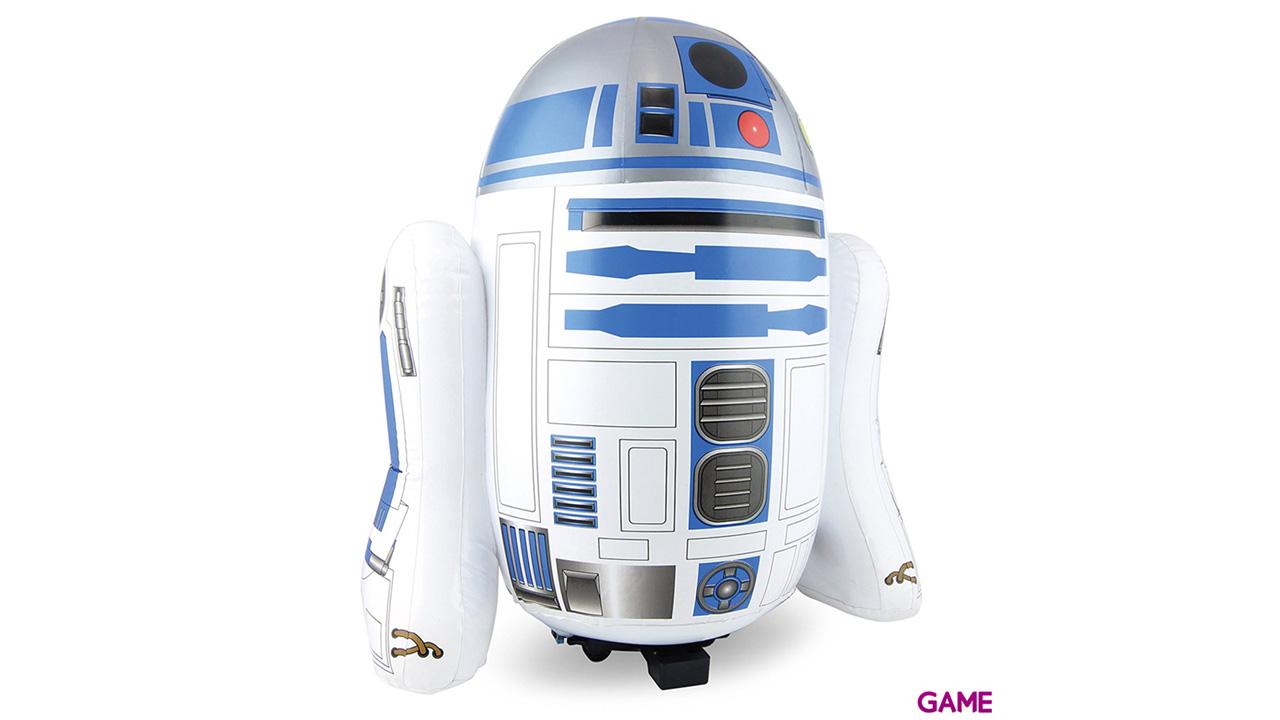 Robot R2D2 Hinchable R-C con sonido