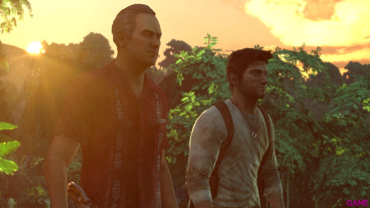 Uncharted: El Tesoro de Drake Remasterizado