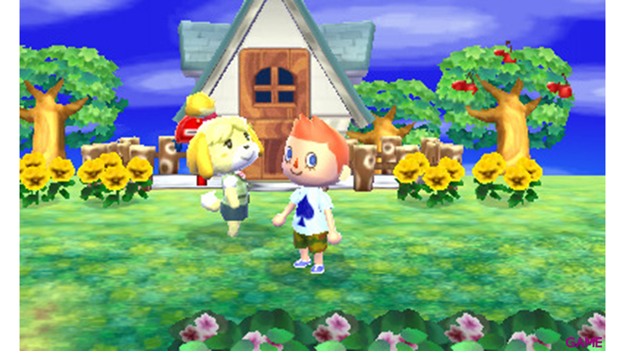 Animal Crossing: New Leaf Welcome amiibo! - 3DS