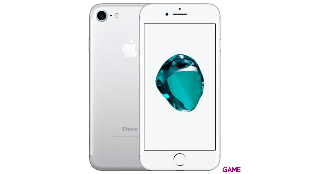 iPhone 7 32Gb Plata - Libre