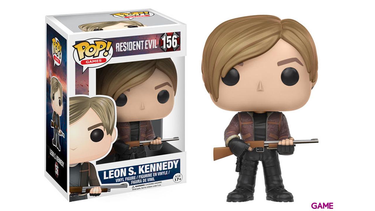 Figura Pop Resident Evil: Leon Kennedy