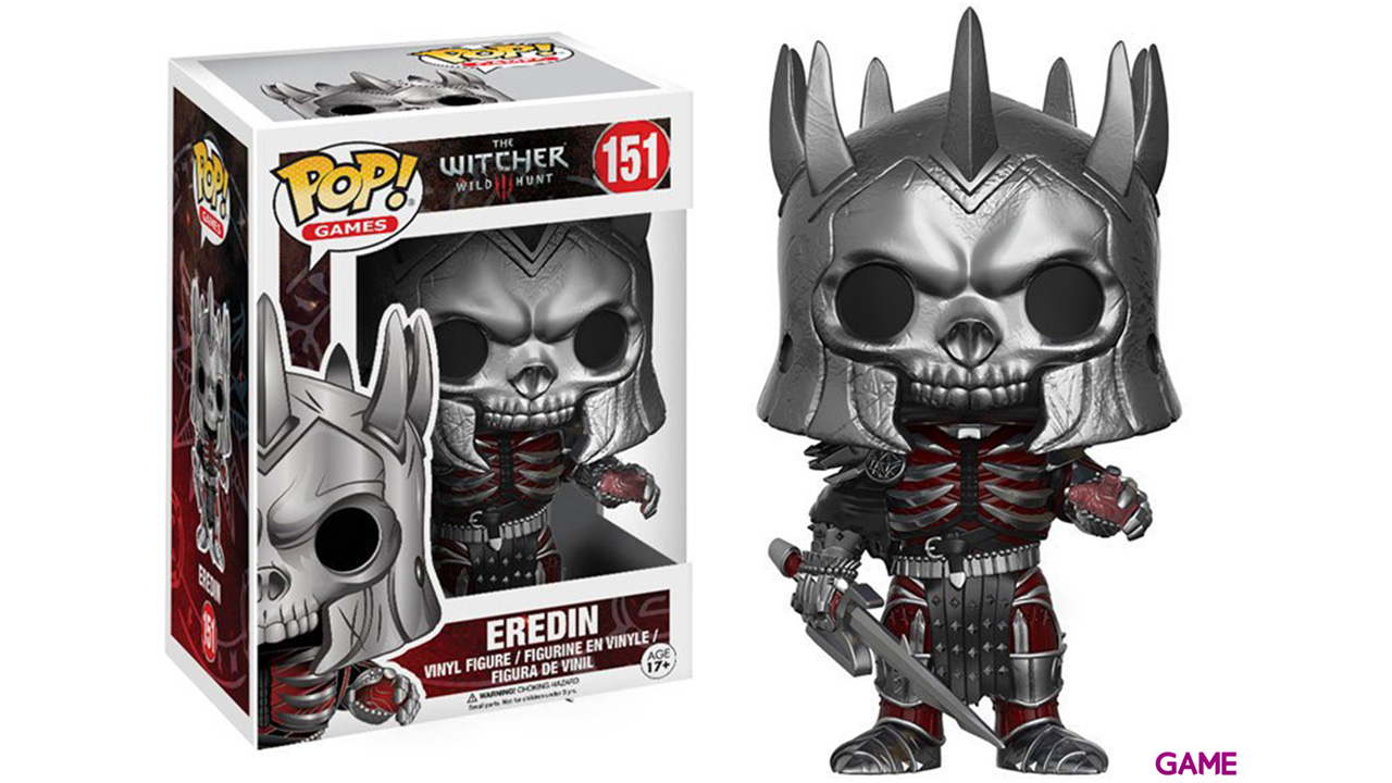 Figura Pop The Witcher III: Eredin