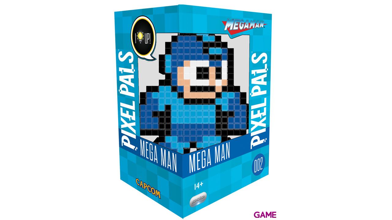Figura Pixel Pals: Megaman