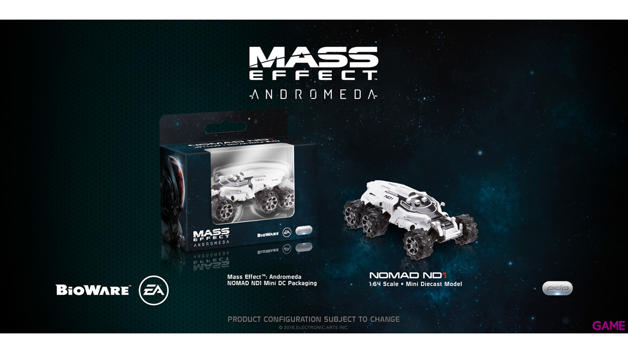 Nomad ND1 Mini (Mass Effect Andromeda)