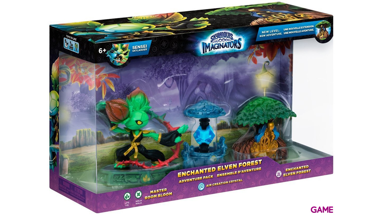 Skylanders Imaginators Adventure Pack 2: Enchanted Elven Forest