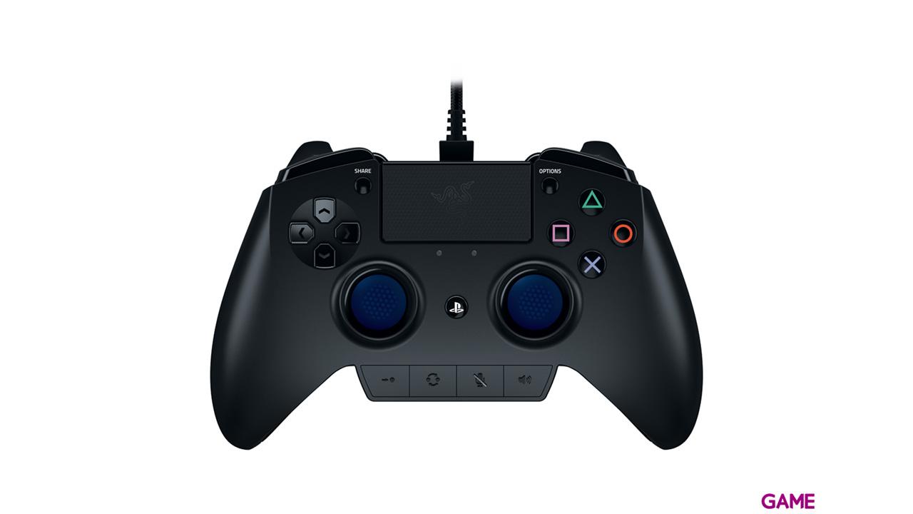 Controller con Cable Razer Raiju -Licencia Oficial Sony-