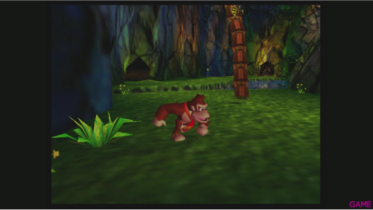 Donkey Kong 64 - Wii U