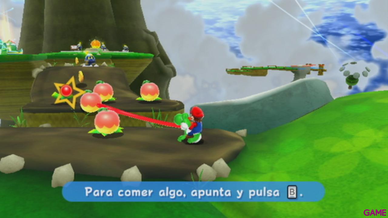 Super Mario Galaxy 2 - Wii U