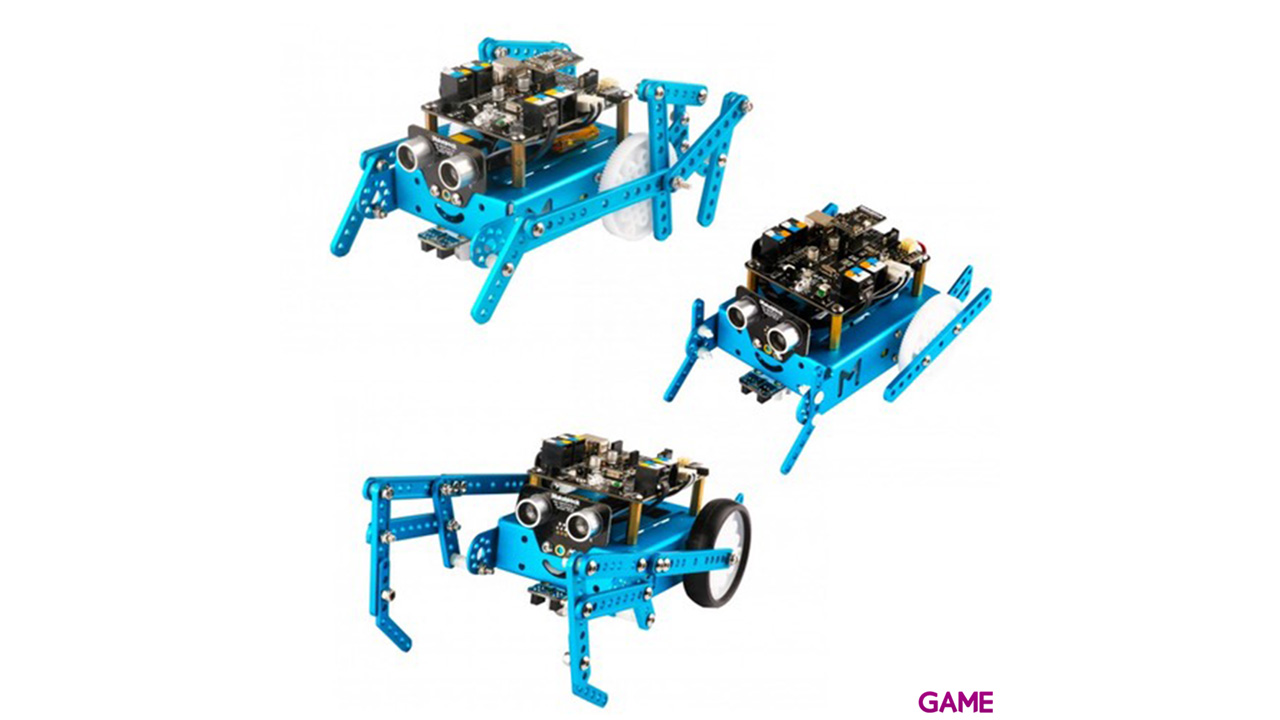 Robot programable mBot Spider