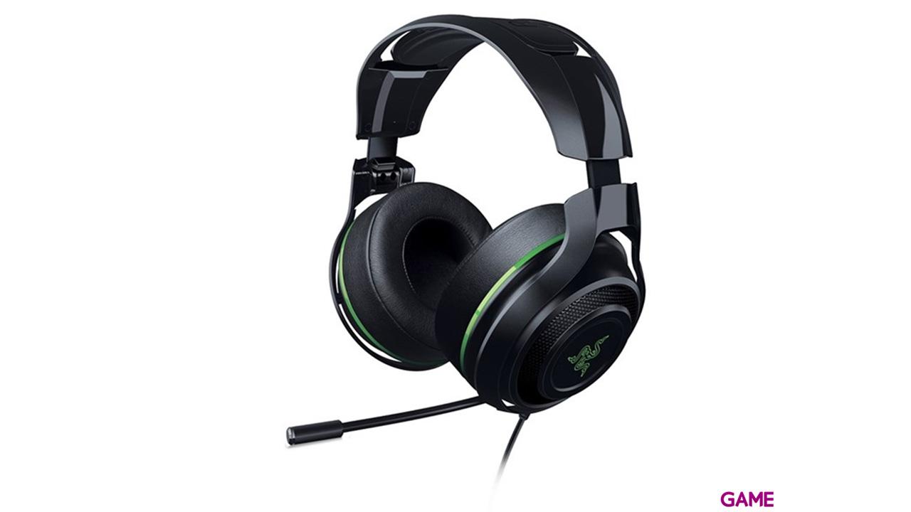 Razer Manowar 7.1 Verde