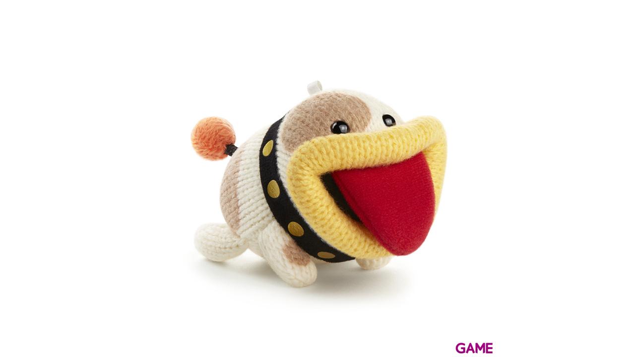 Poochy and Yoshi's Woolly World + amiibo Poochy