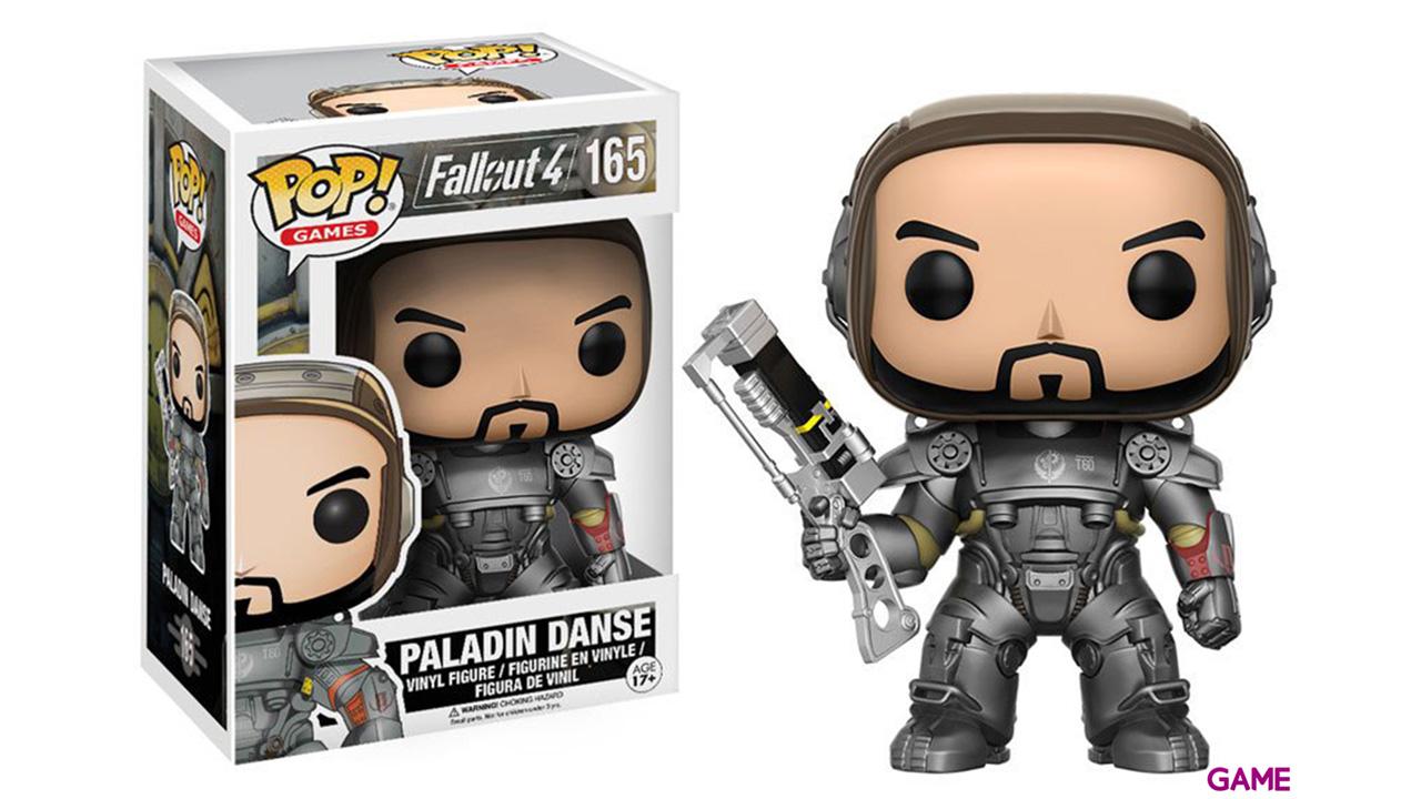 Figura Pop Fallout: Paladin Danse