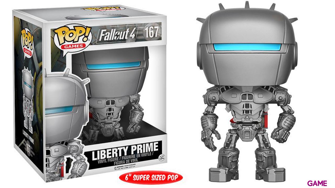 Figura Pop Fallout: Liberty Prime