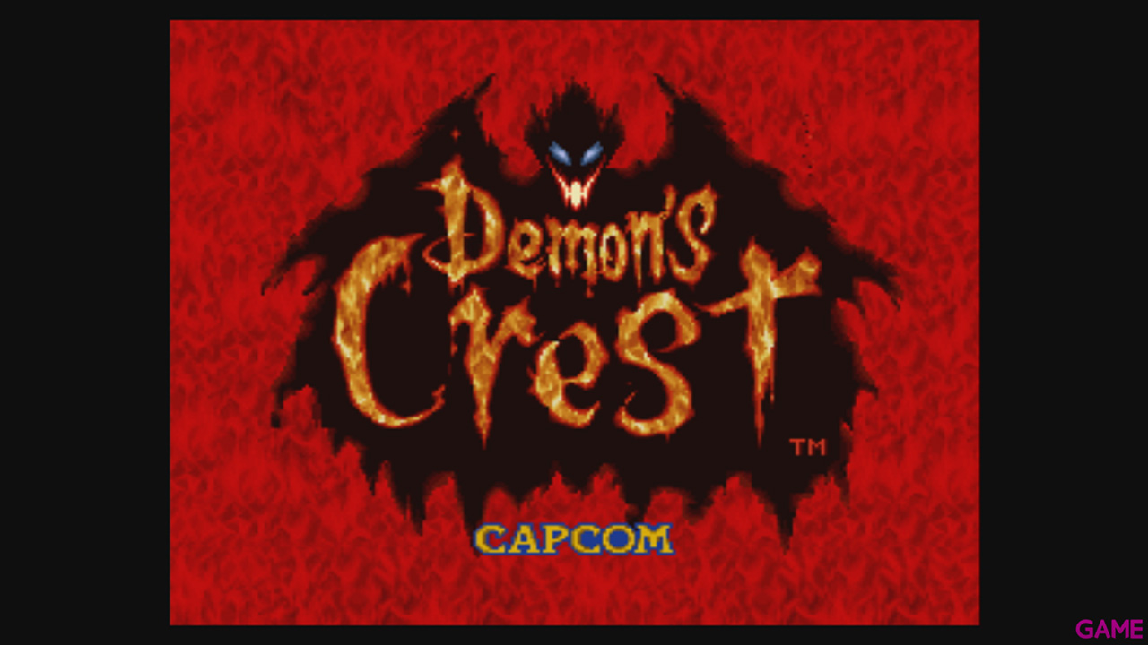 Demon's Crest - N3DS