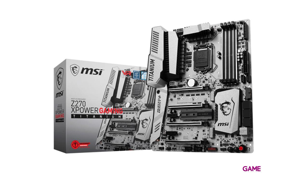 MSI Z270 Xpower Gaming Titanium SK1151
