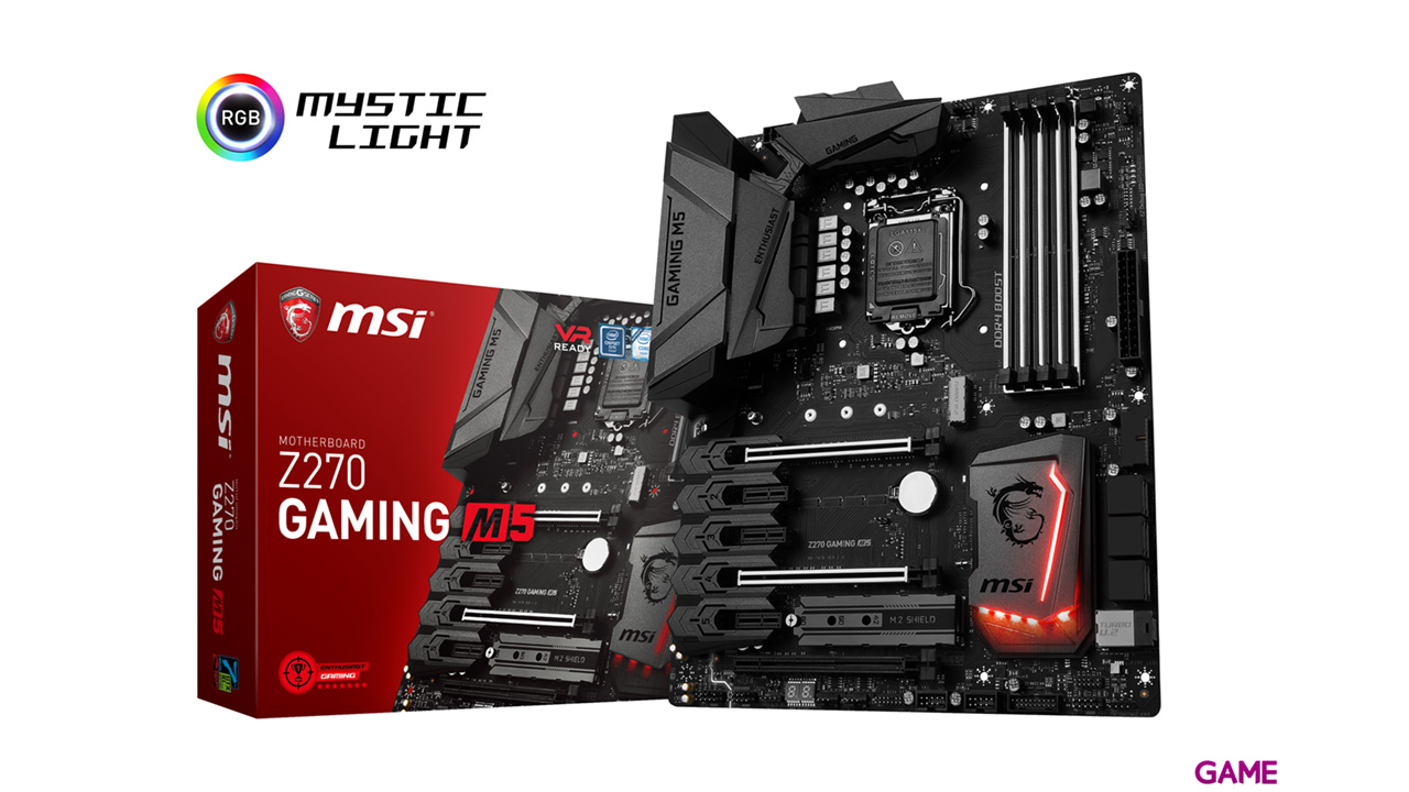 MSI Z270 Gaming M5 SK1151