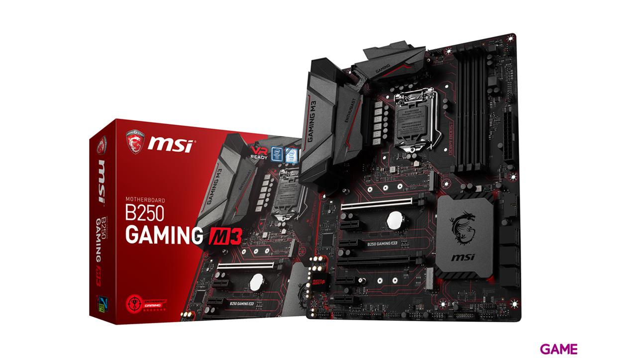 MSI B250 Gaming M3 LGA1151 ATX