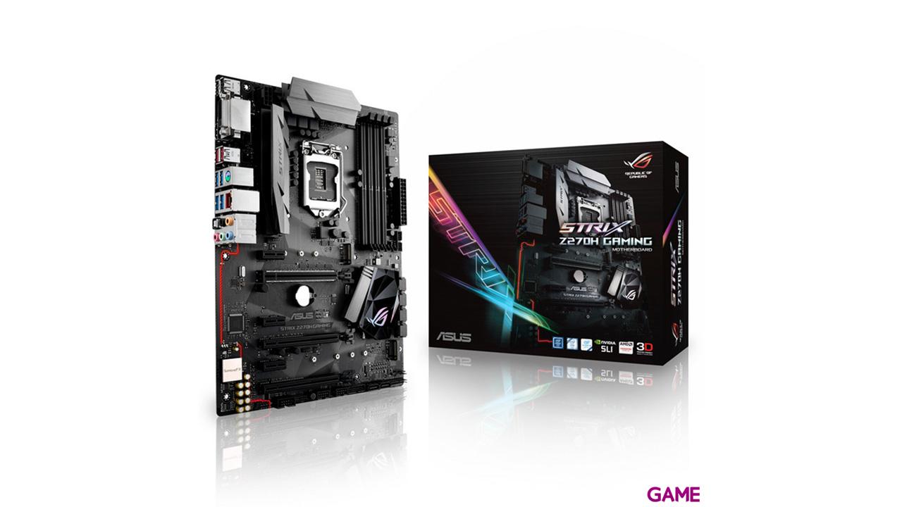 Asus Strix Z270H Gaming SK1151