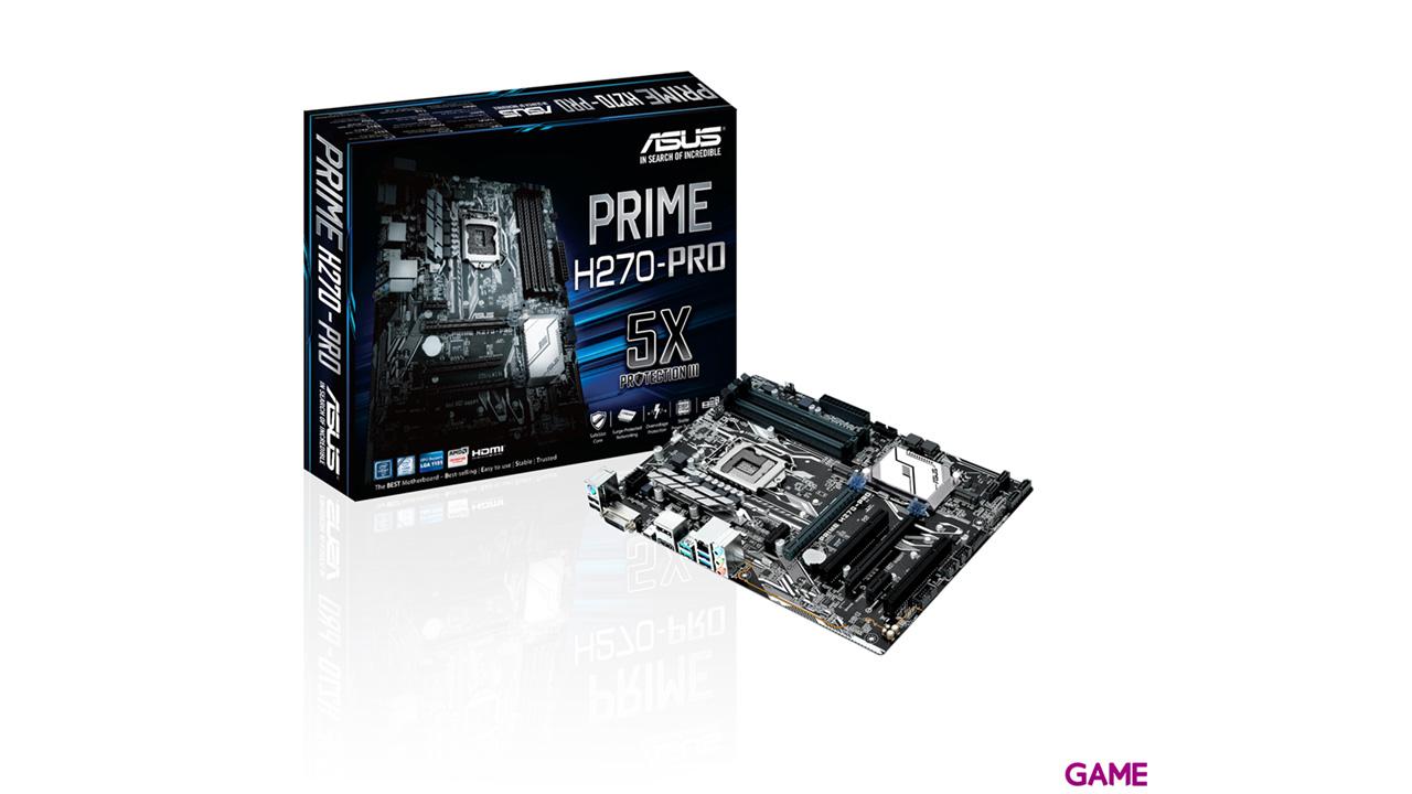 Asus Prime H270-Pro SK1151