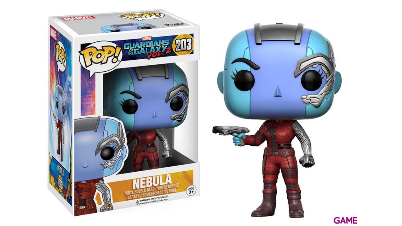 Figura POP Guardianes de la Galaxia 2: Nebula