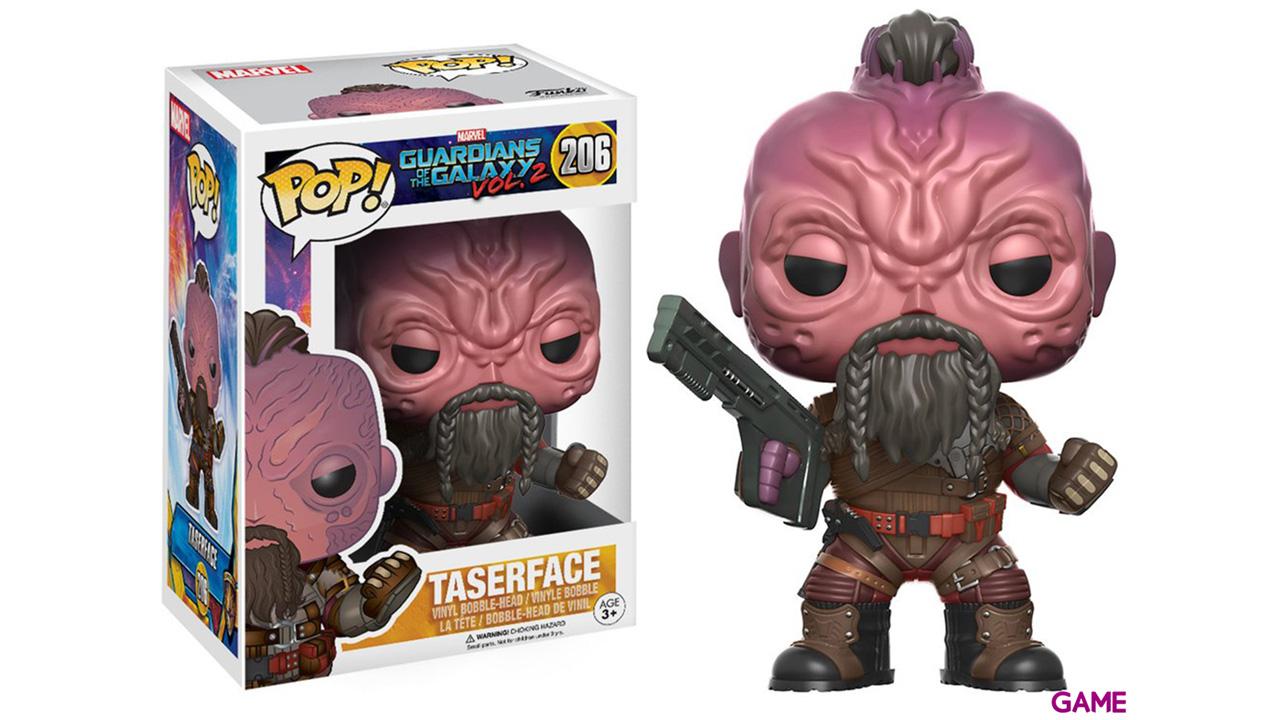 Figura POP Guardianes de la Galaxia 2: Taserface