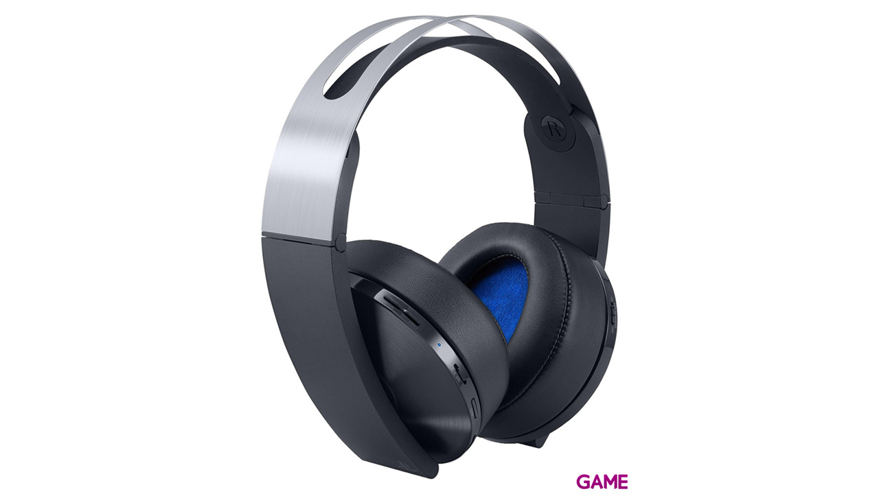 Auriculares Wireless Headset Sony - Platinum - Auriculares Gaming