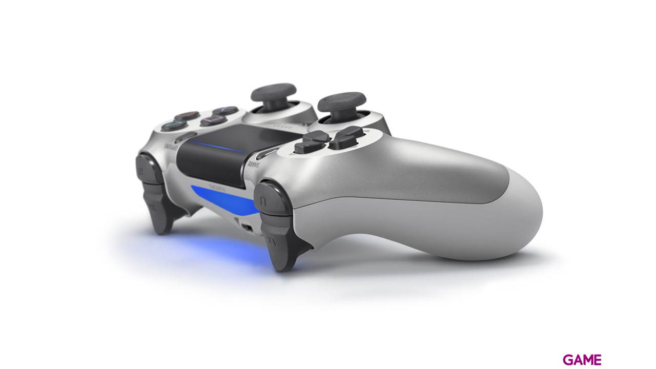 Controller Sony Dualshock 4 V2 Silver