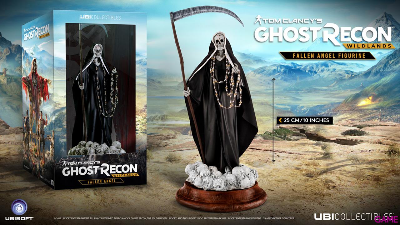Ghost Recon Wildlands Fallen Angel Figurine