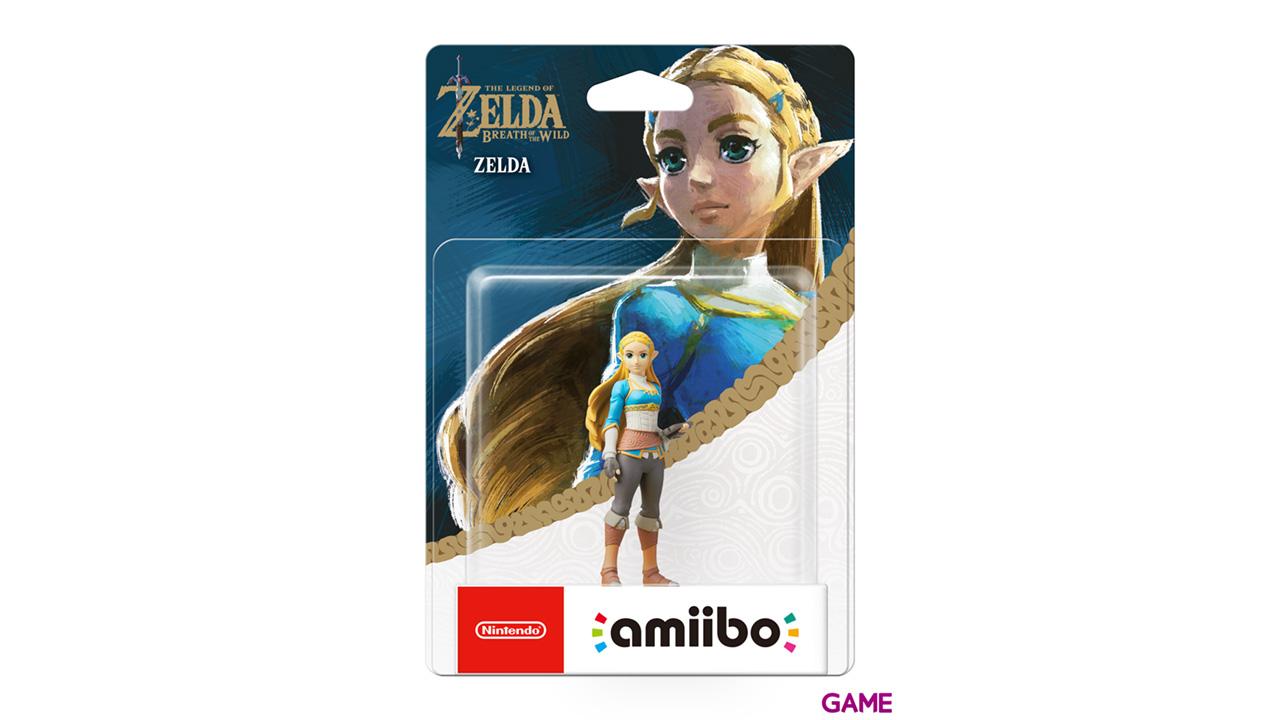Figura amiibo Zelda Scholar (colección Zelda)