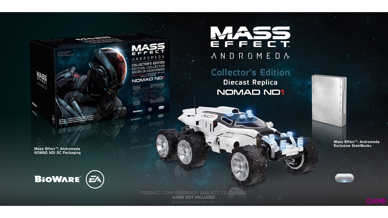 Mass Effect Andromeda Ed Nomad Replica (WEB)