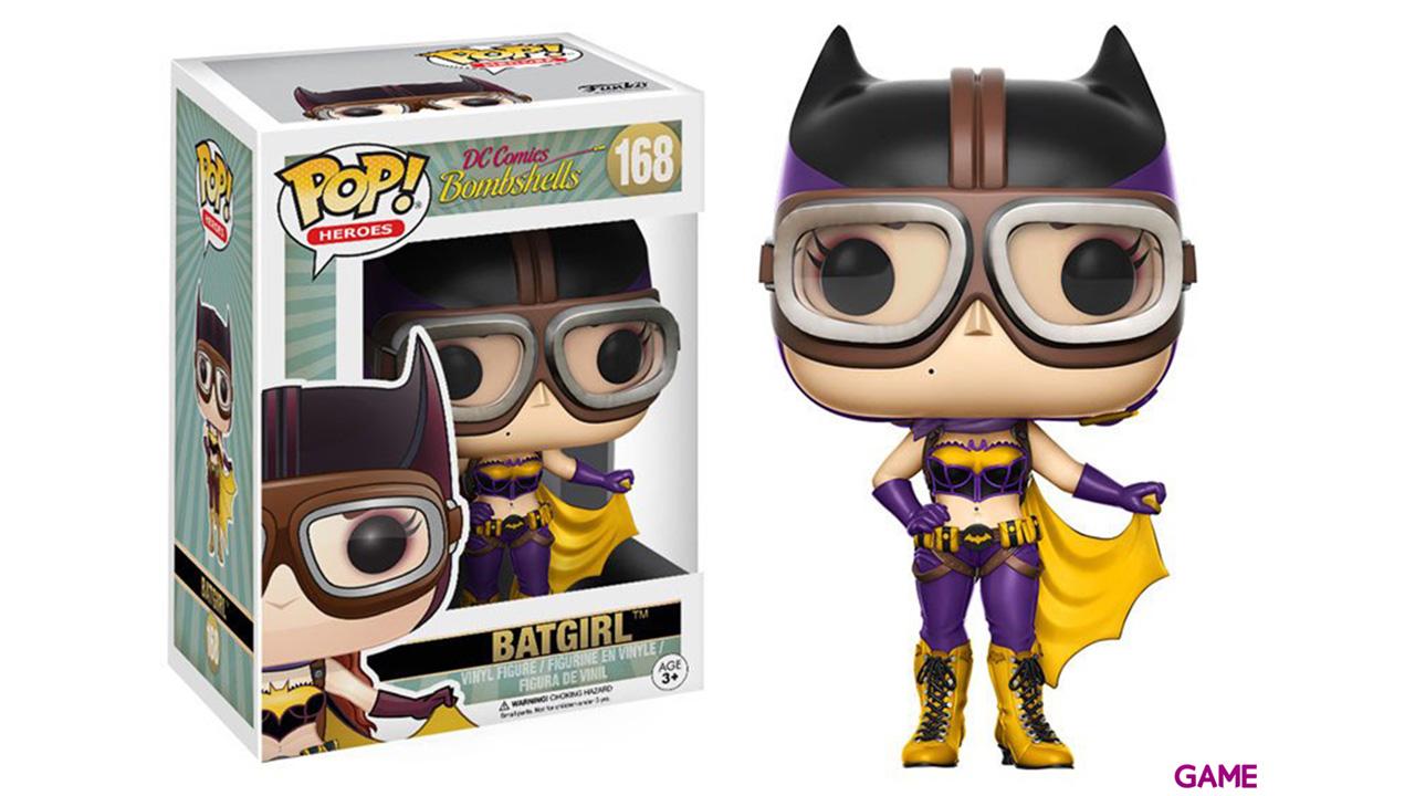 Figura Pop DC Bombshells: Batgirl
