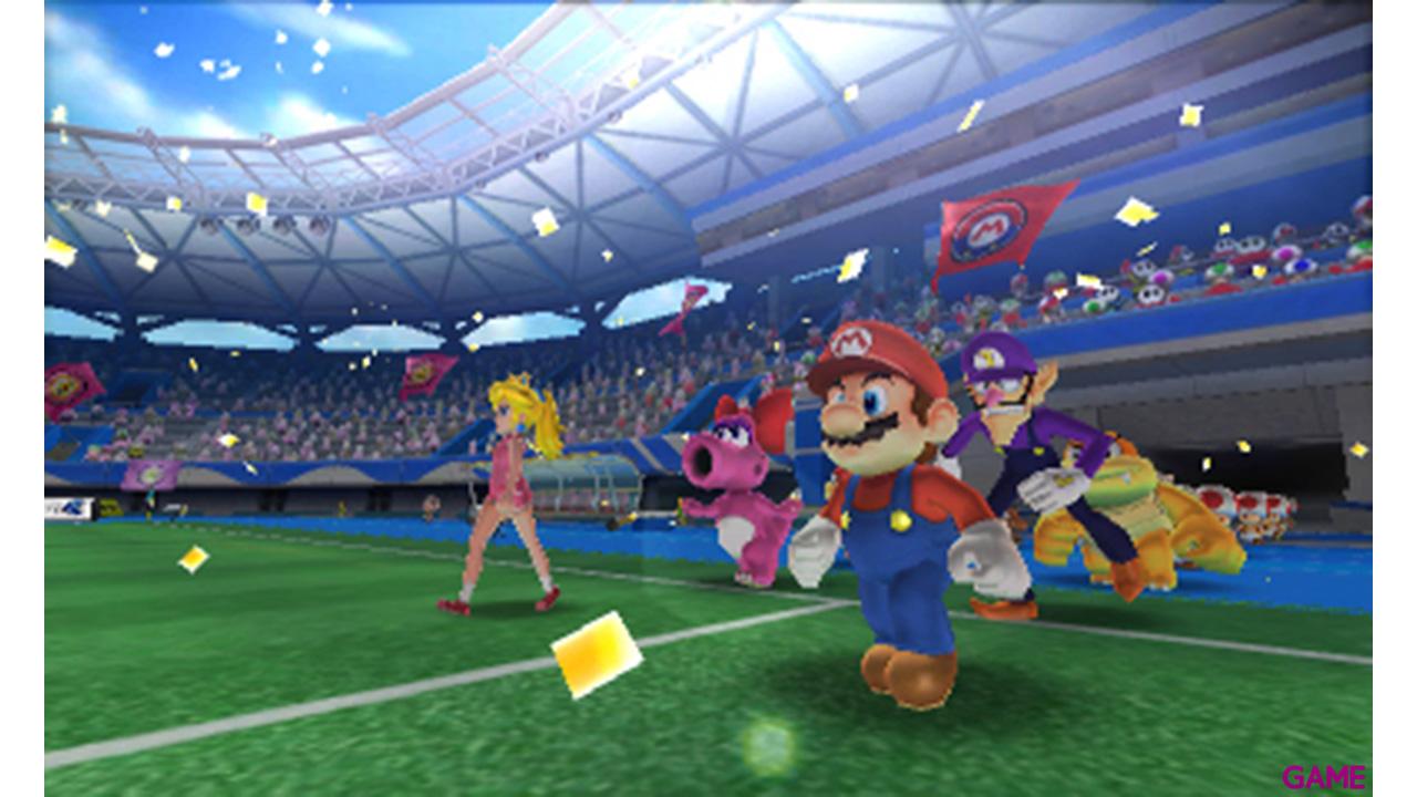 Mario Sports Super Stars + 1 Tarjeta amiibo