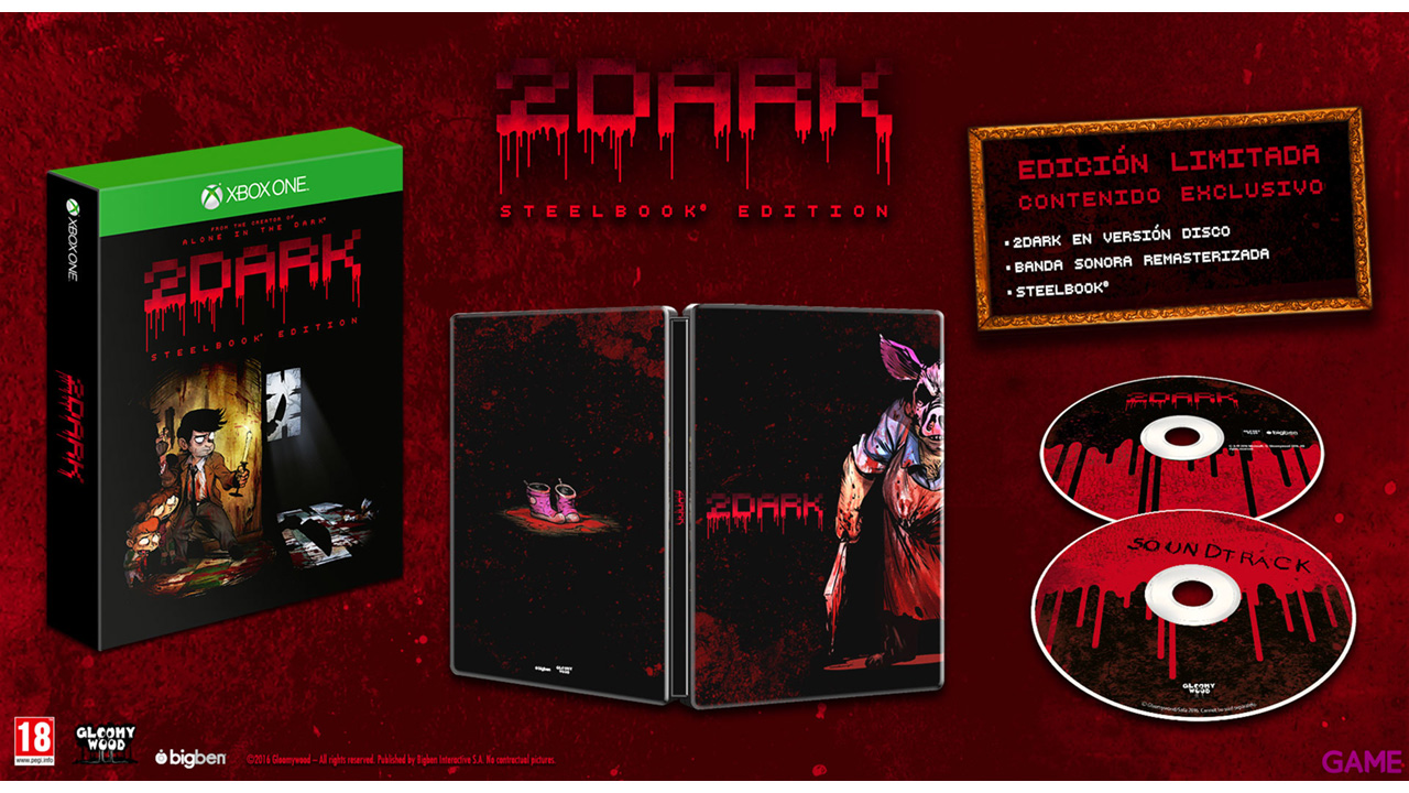 2Dark: Limited Edition