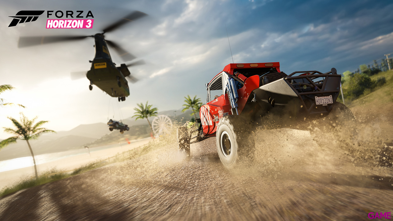 Xbox One S 500GB Forza Horizon 3