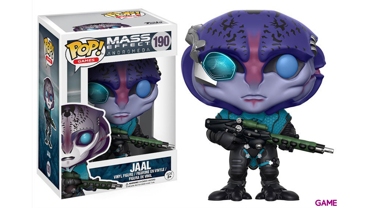 Figura Pop Mass Effect Andromeda: Jaal