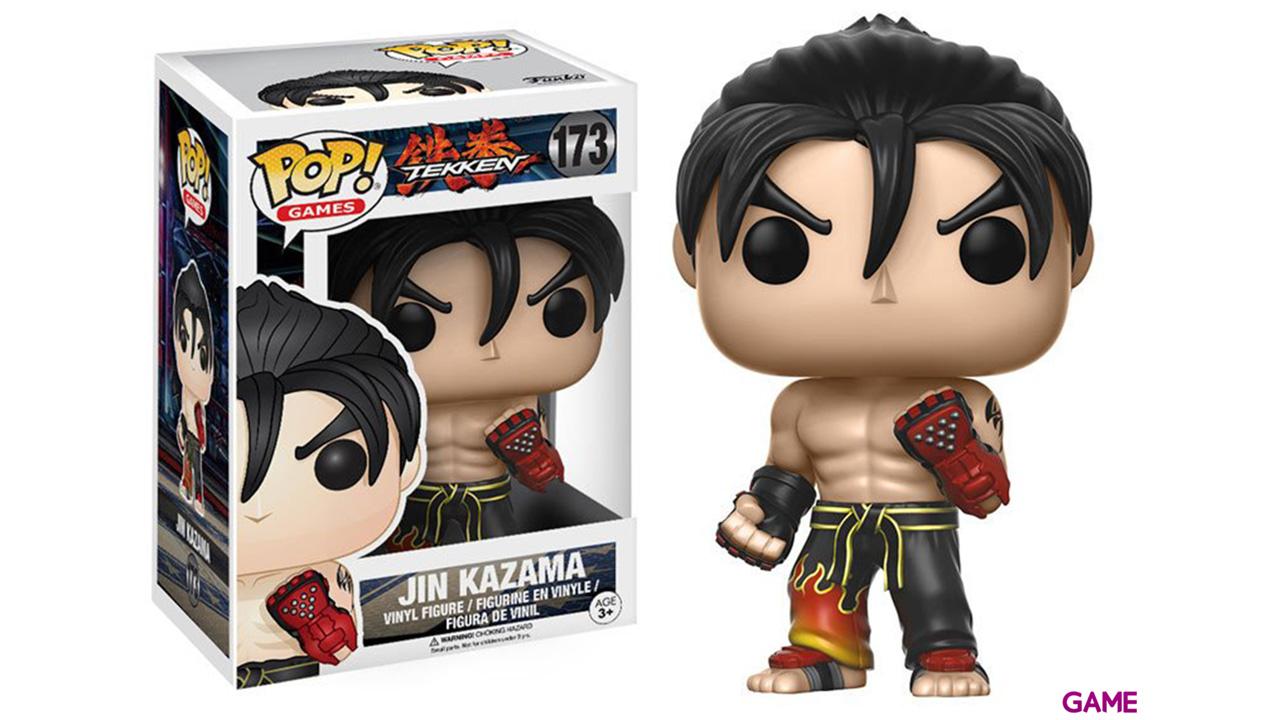 Figura Pop Tekken: Jin Kazama