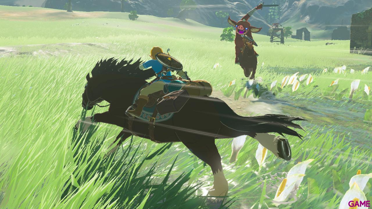 Zelda: Breath of the Wild Expansion Pass - Wii U