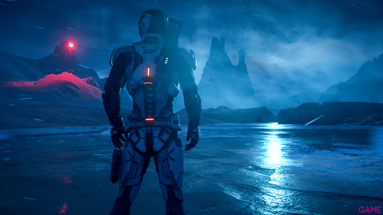500 Mass Effect Andromeda Points PS4