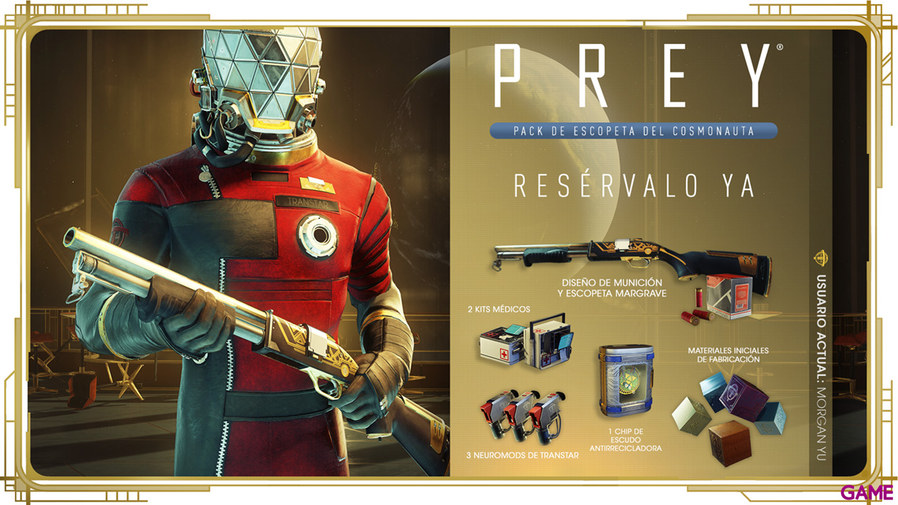 Prey Edición Day One