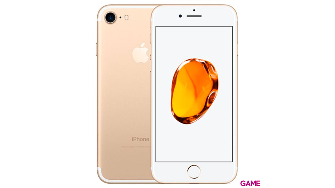 iPhone 7 128Gb Oro - Libre